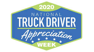 2020 National Truck Driver Appreciation Week Kicks Off | Transport Topics